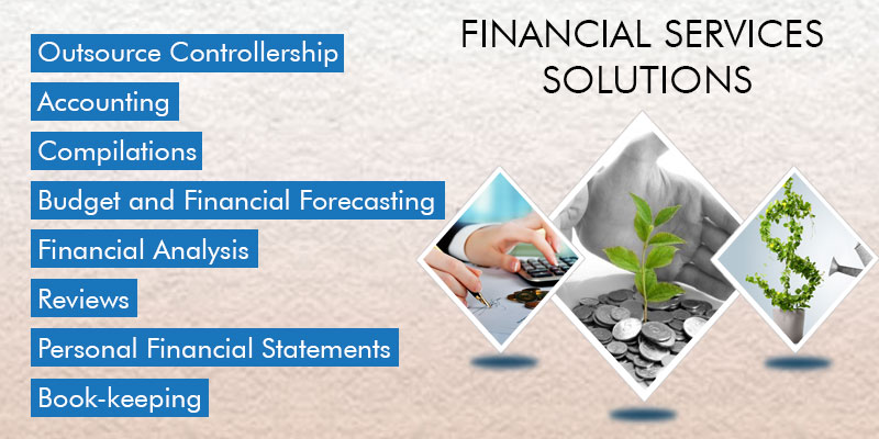 Financial Services For Website